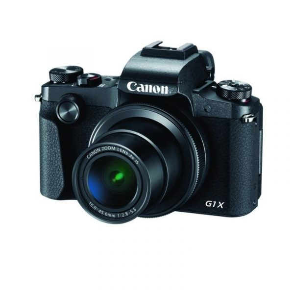 CANON - PowerShot G1 X Mark III
