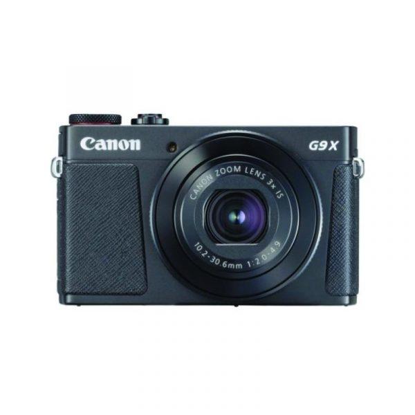 CANON - PowerShot G9X Black Mark II