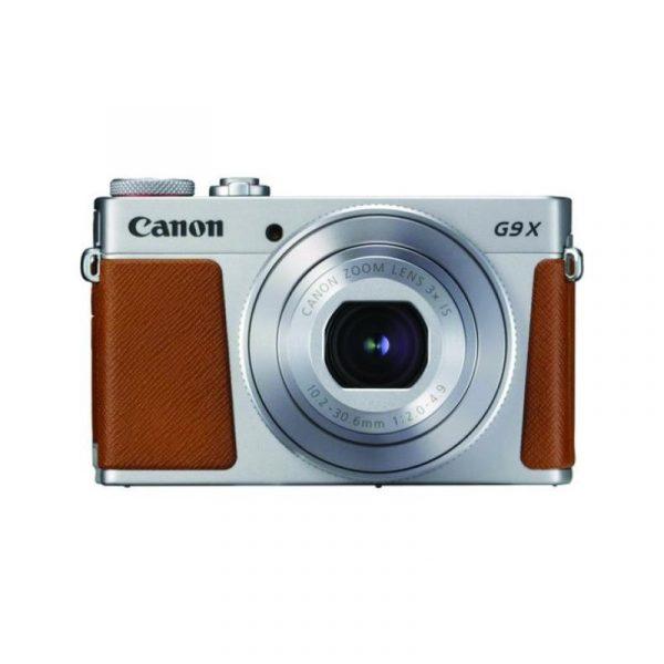 CANON - PowerShot G9X Silver Mark II