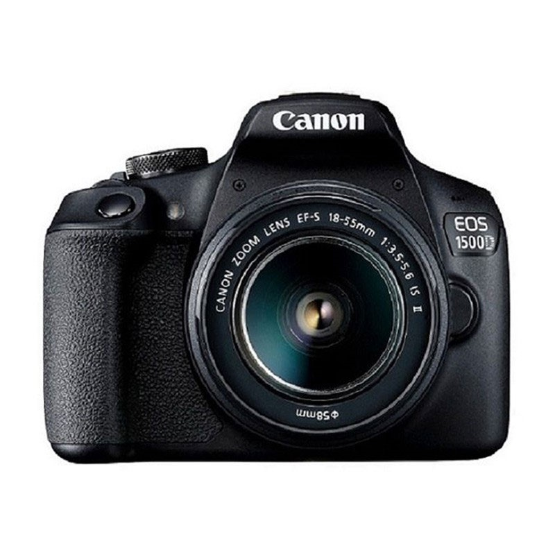 CANON - EOS 1500D lens 18-55mm IS II
