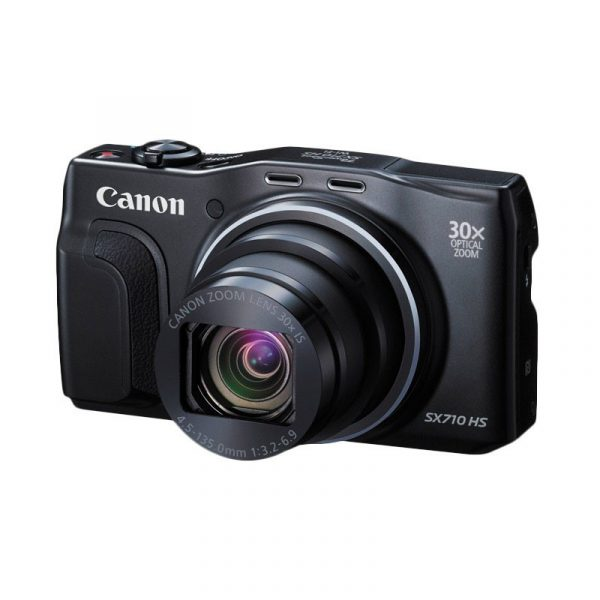 CANON - PowerShot SX710 Black