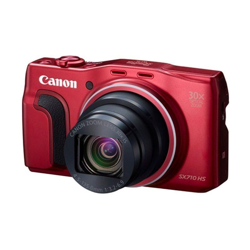 CANON - PowerShot SX710 Red