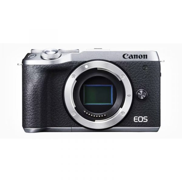 CANON - EOS M6 mark II Silver Body Only