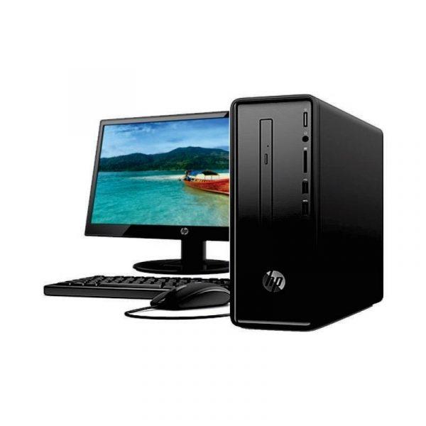 HP - PC Slimline 290-p0031l DT (i3-8100/1TB/4GB/LED 18.5inch/Win10Pro) [3JV85AA]