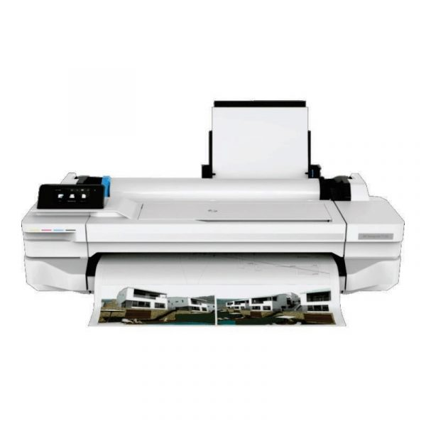 HP - DesignJet T125 24-in Printer [5ZY57A]