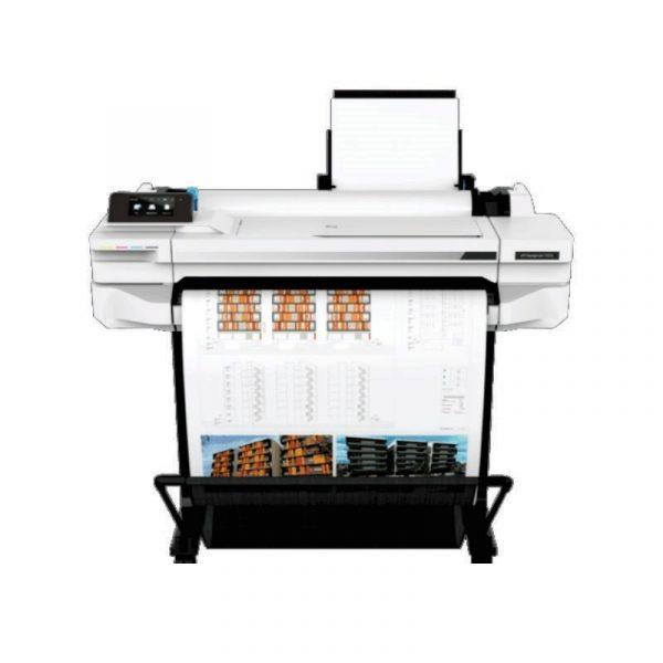 HP - DesignJet T525 24-in Printer [5ZY59A]