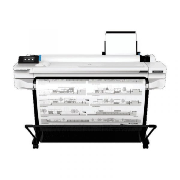 HP - DesignJet T525 36-in Printer [5ZY61A]