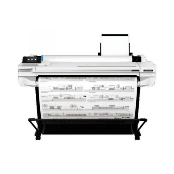 HP - DesignJet T530 36-in Printer [5ZY62A]
