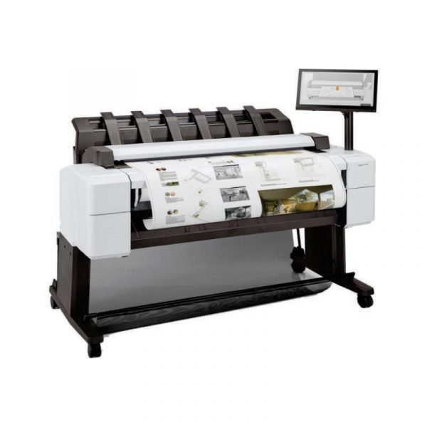 HP - DesignJet T2600dr 36-in MFP Printer [Y3T75A]