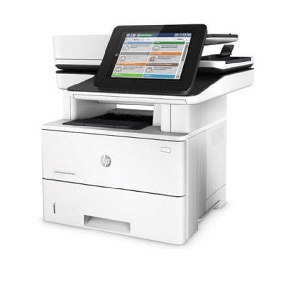 HP - LaserJet Ent Flow MFP M527z Printer [F2A78A]
