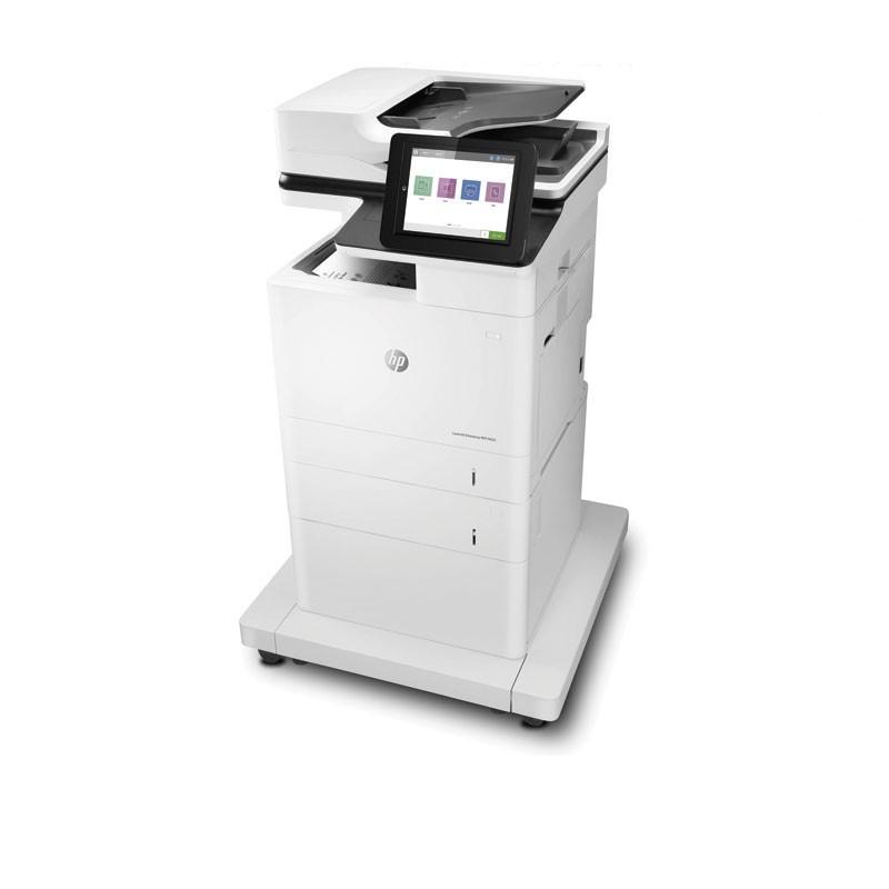 HP - LaserJet Enterprise MFP M632fht Printer [J8J71A]