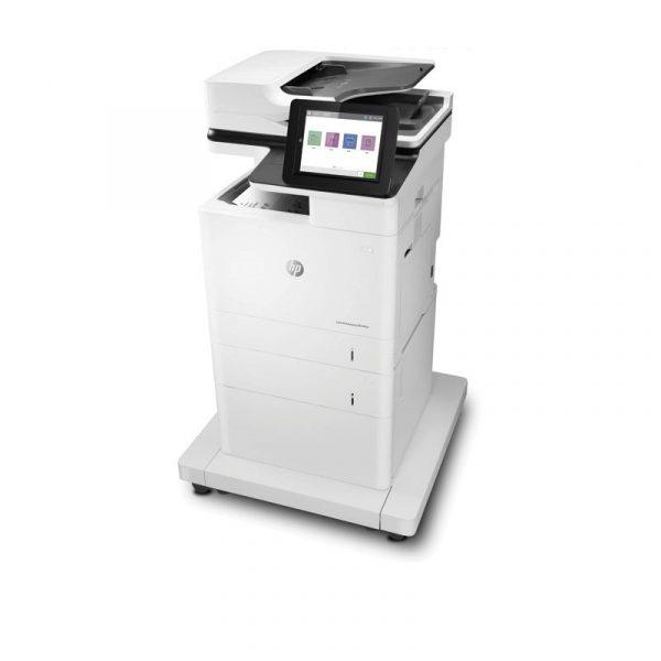HP - LaserJet Ent Flow MFP M632z Printer [J8J72A]