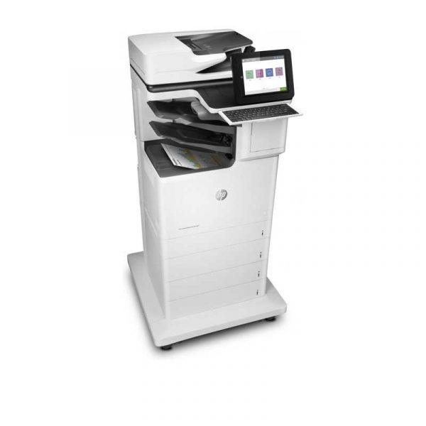 HP - Color LaserJet Ent Flw MFPM681z Printer [J8A13A]