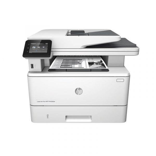 HP - LaserJet Pro MFP M426fdn Printer [F6W14A]