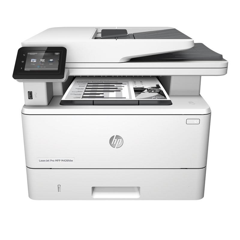 HP - LaserJet Pro MFP M426fdw Printer [F6W15A]