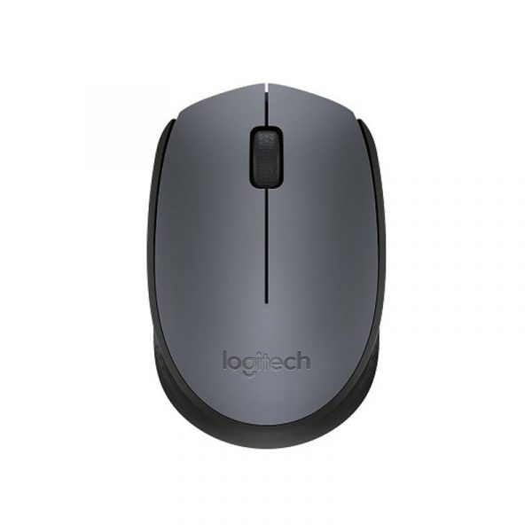 LOGITECH - M171 Grey Wireless Mouse