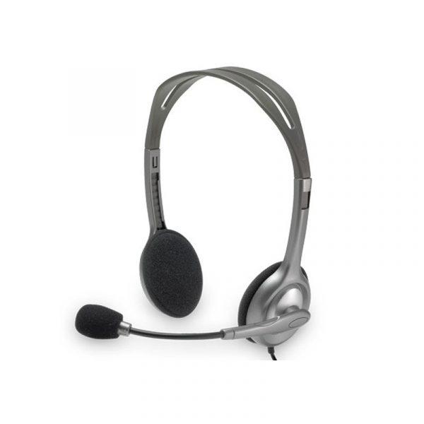 LOGITECH - H110 Stereo Headset