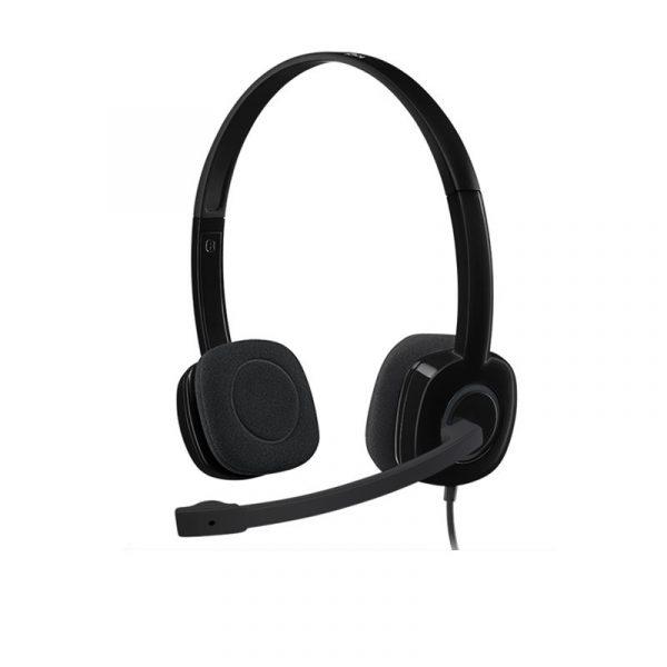 LOGITECH - H151 Stereo Headset