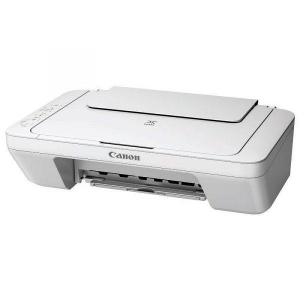 CANON - Multifunction Inkjet Printer MG3670 White [MG3670W]