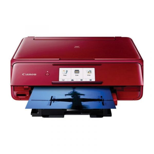 CANON - PIXMA Multifunction TS8170 Red [TS817R]