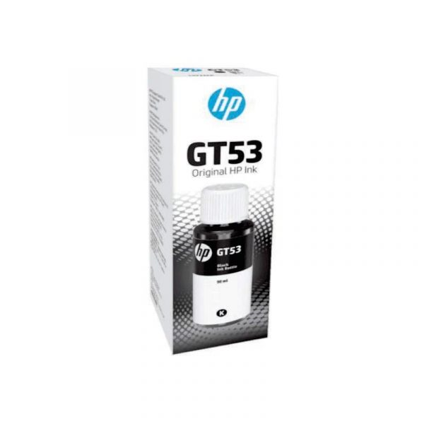 HP - GT53 90ml Black Original Ink Bottle [1VV22AA]