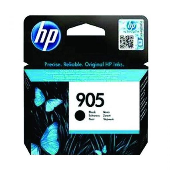 HP - 905 Black Original Ink Cartridge [T6M01AA]