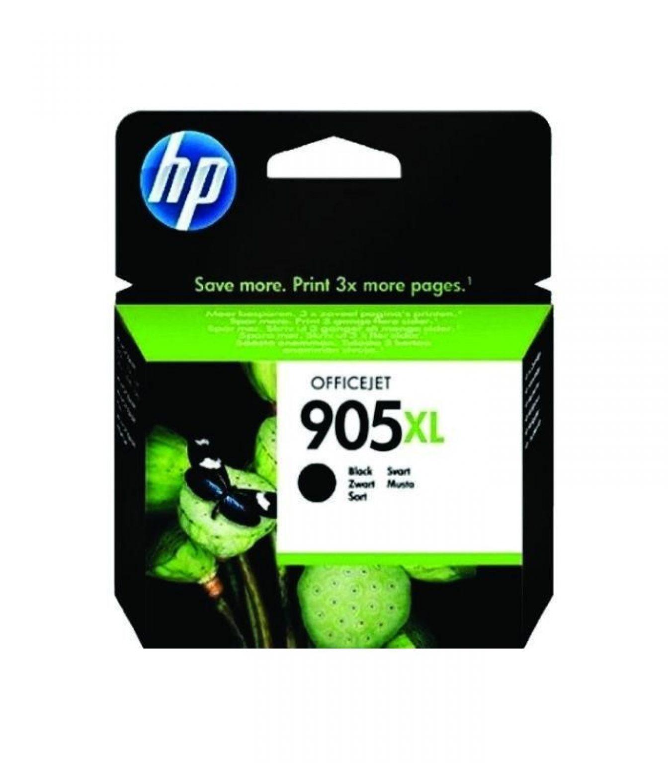 HP - 905XL Black Original Ink Cartridge [T6M17AA]