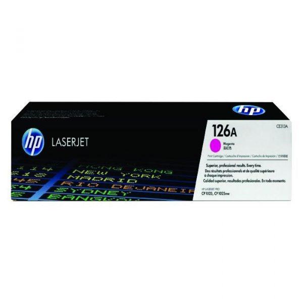 HP - CLJ CP1025 Magenta Print Cartridge [CE313A]