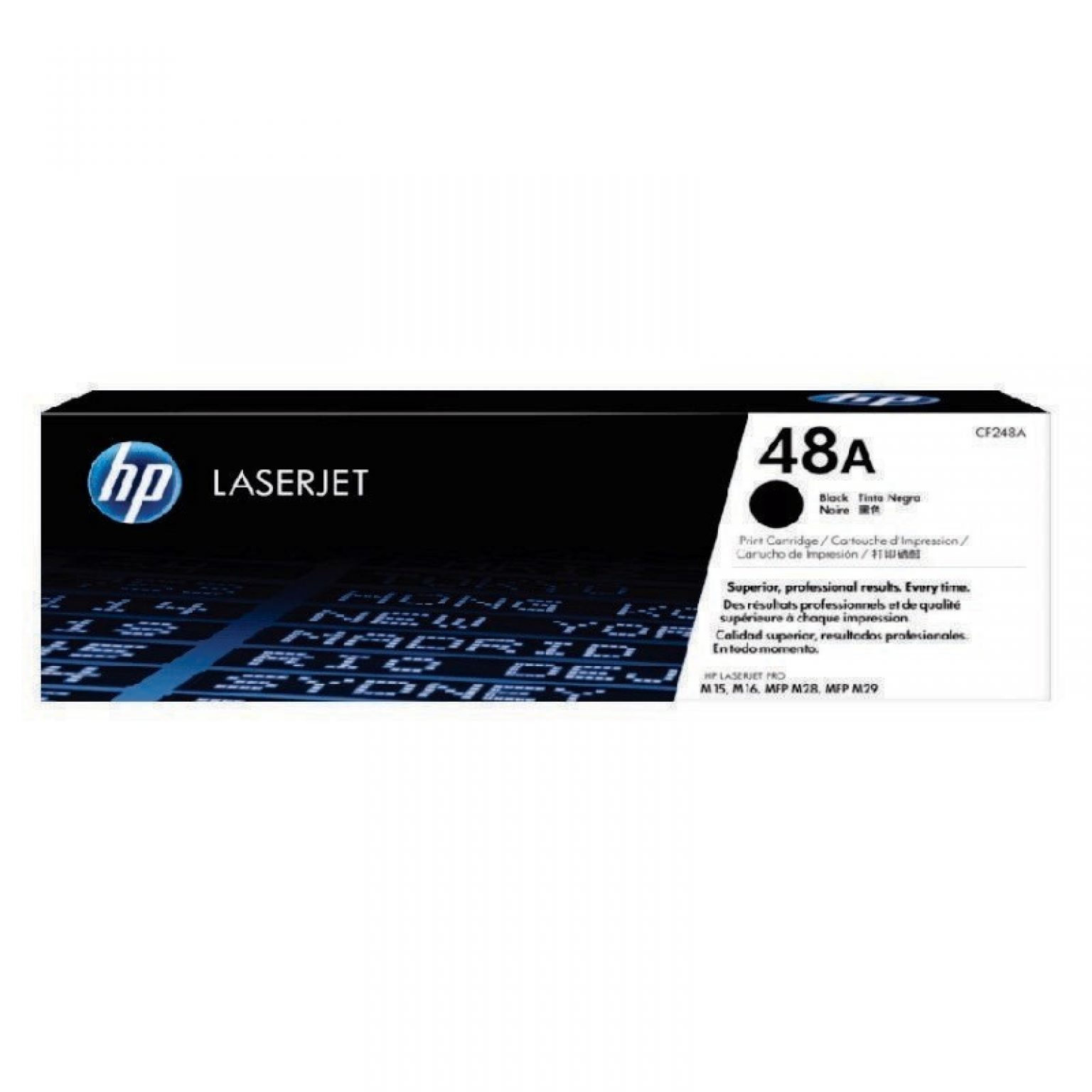 HP - 48A Black LaserJet Toner Cartridge [CF248A]