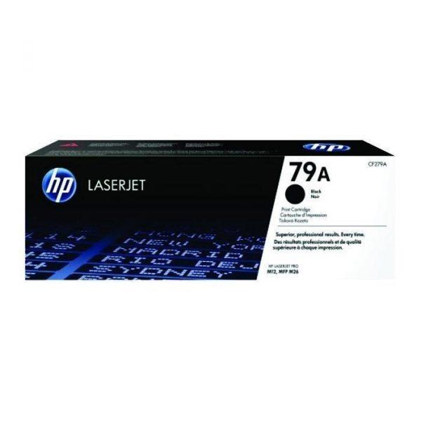 HP - 79A Black LaserJet Toner Cartridge [CF279A]