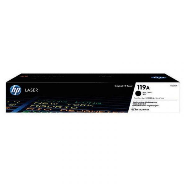 HP - 119A Black Original Laser Toner Cartridge [W2090A]