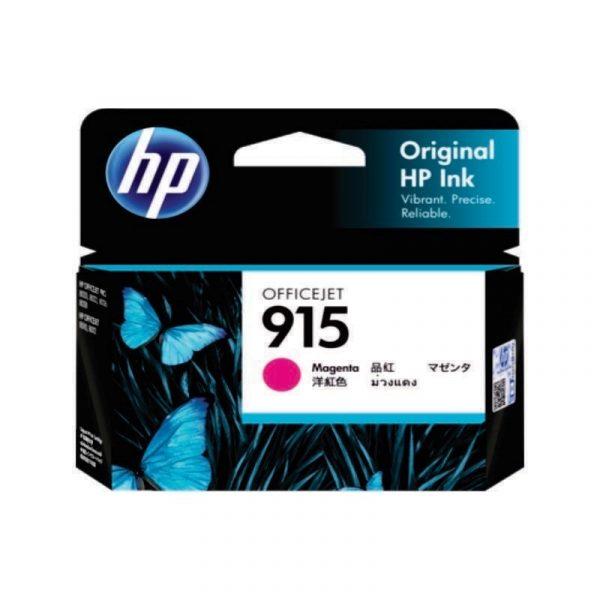 HP - 915 Magenta Original Ink Cartridge [3YM16AA]
