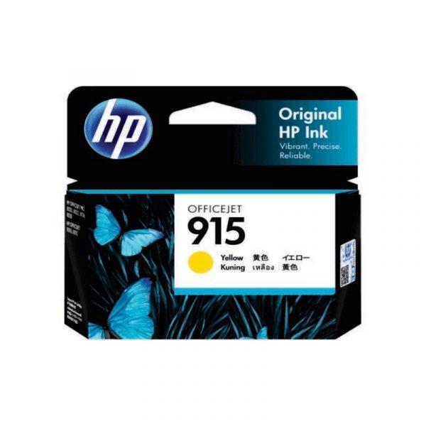 HP - 915 Yellow Original Ink Cartridge [3YM17AA]