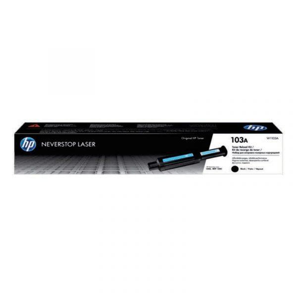 HP - 103AD 2Pack Blk Toner Reload Kit [W1103AD]