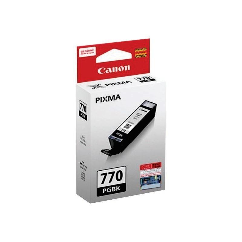 CANON - Ink Cartridge PGI-770 Black [PGI770B]