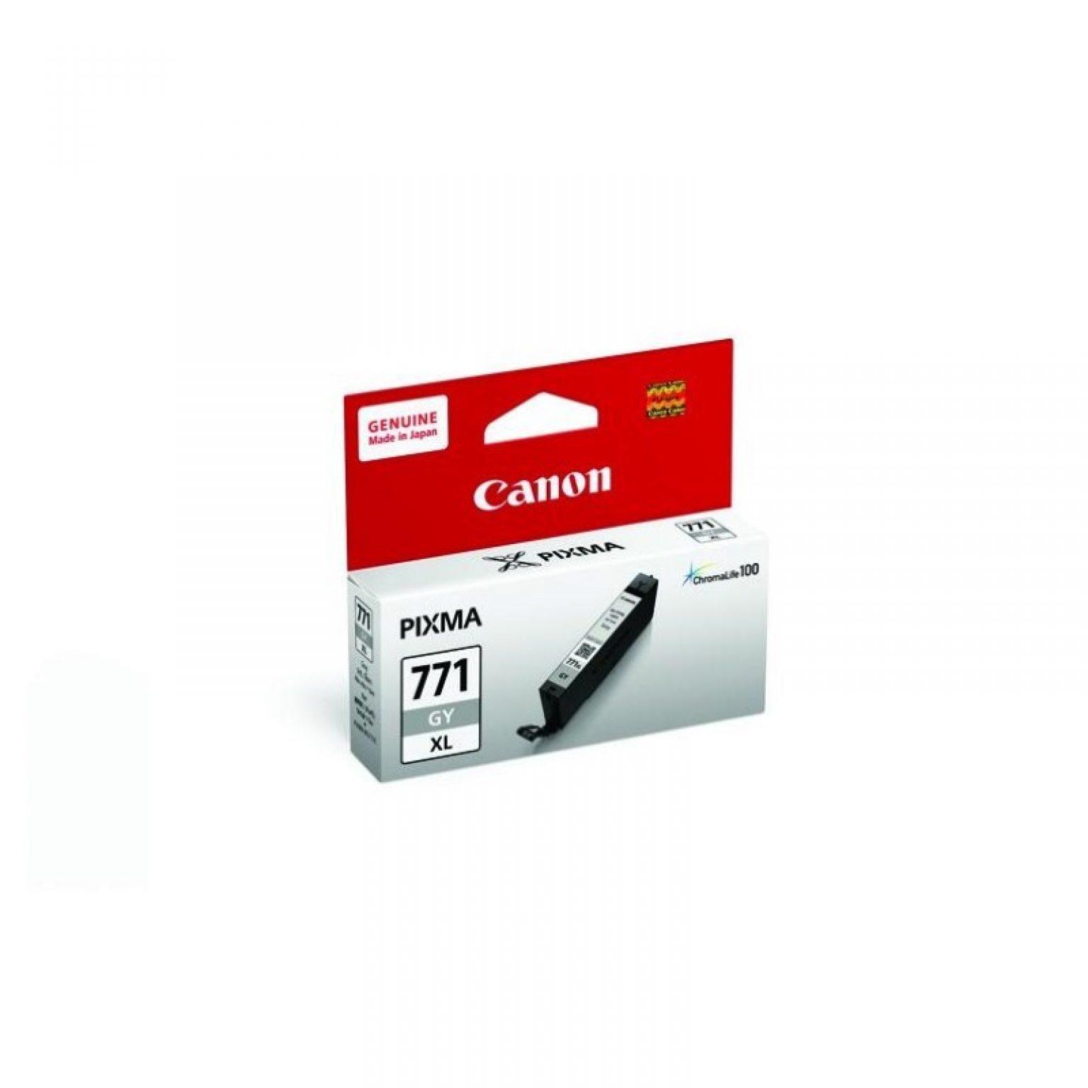 CANON - Ink Cartridge CLI-771 Grey XL [CLI771GY XL]