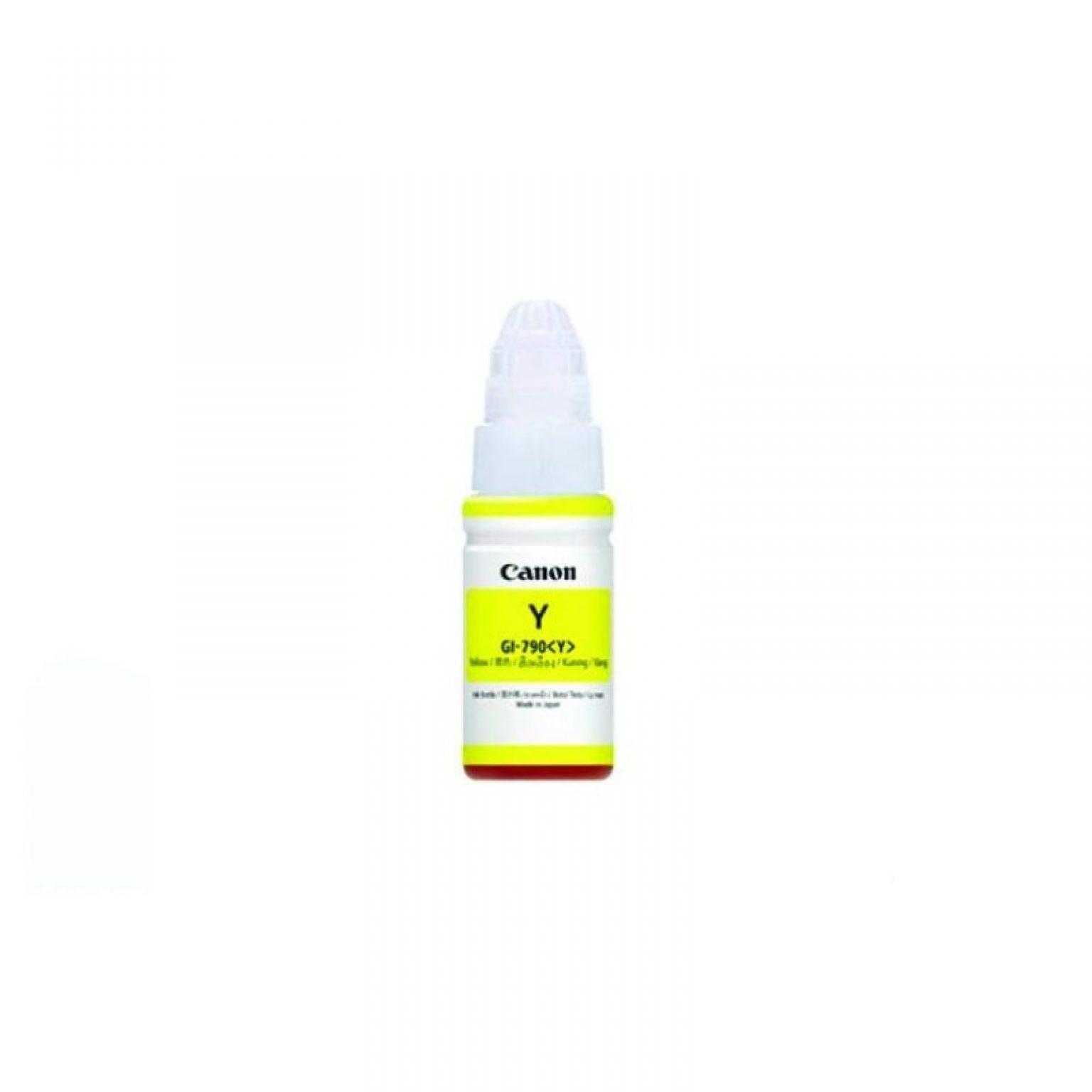 CANON - Ink Bottle GI-790 Yellow [GI790Y]