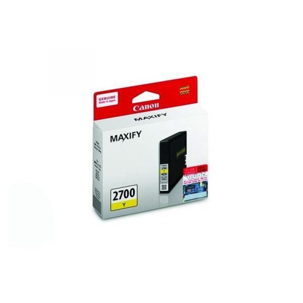 CANON - Ink Cartridge PGI-2700 Yellow [PGI2700Y]