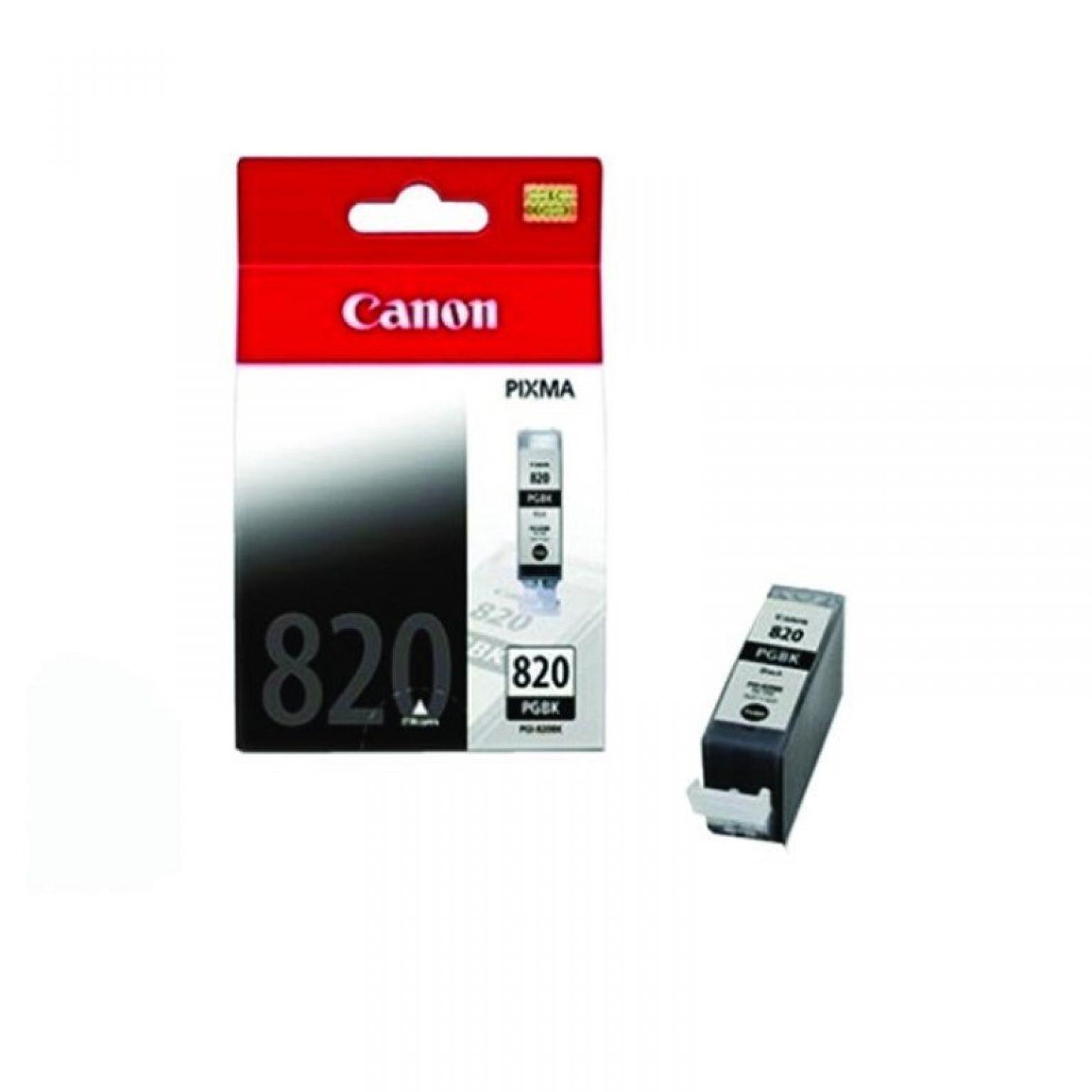 CANON - Ink Cartridge PGI-820 Black [PGI820]