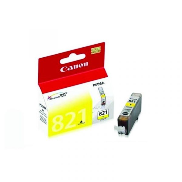 CANON - Ink Cartridge CLI-821 Yellow [CLI821Y]