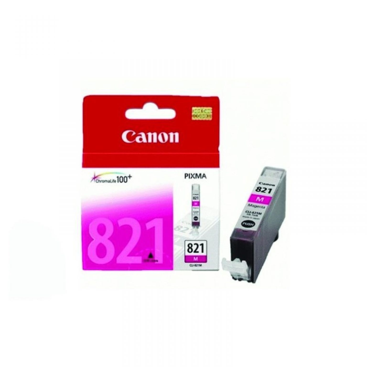 CANON - Ink Cartridge CLI-821 Magenta [CLI821M]