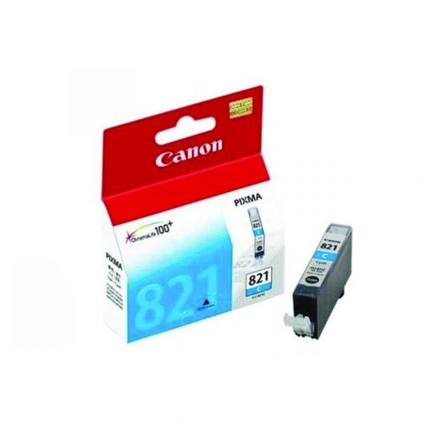 CANON - Ink Cartridge CLI-821 Cyan [CLI821C]