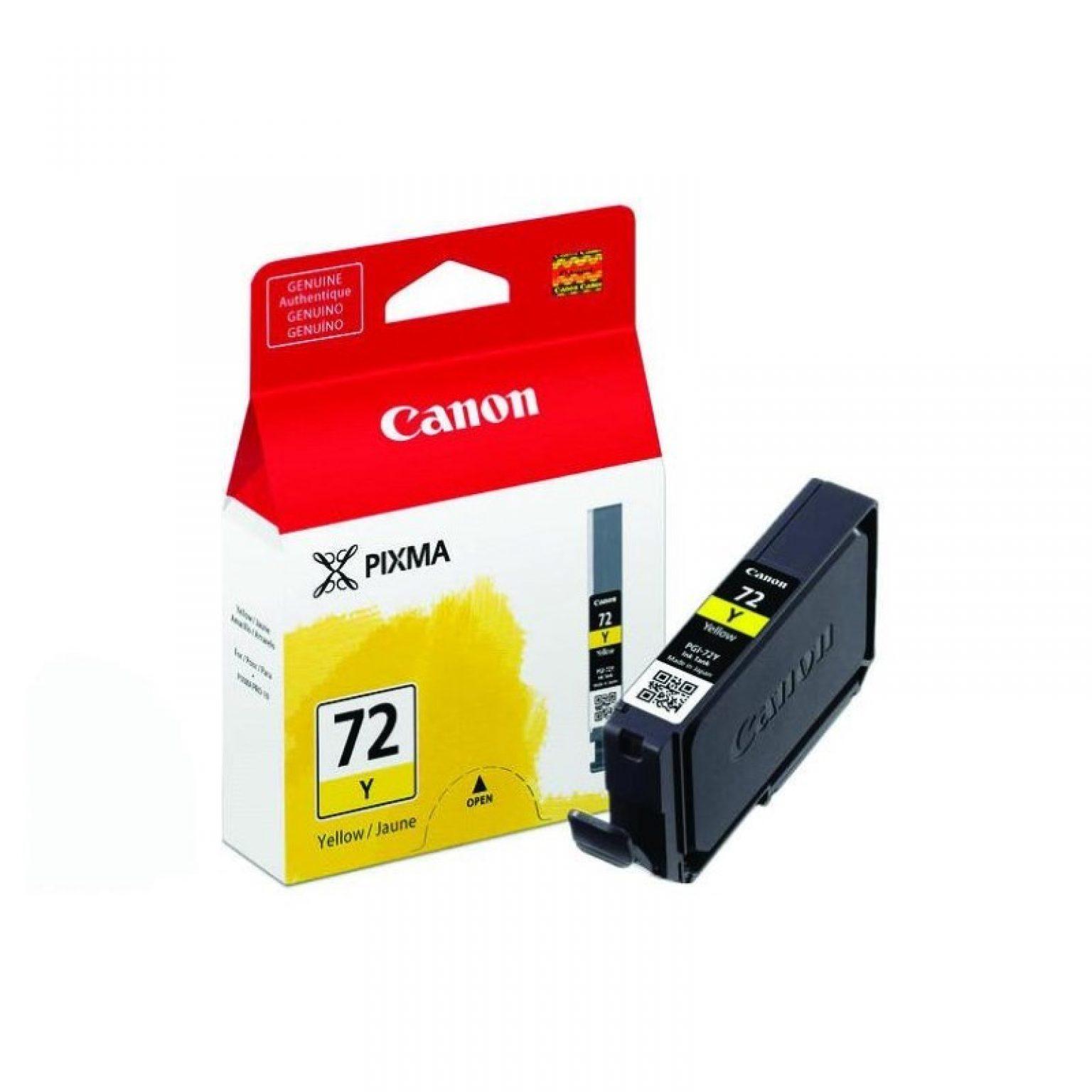 CANON - Ink Cartridge PGI-72 Yellow for Pro-10 [PGI72Y]
