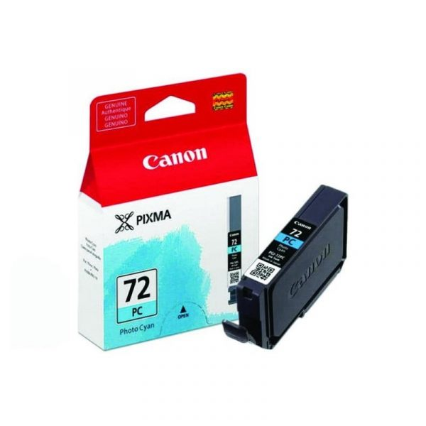 CANON - Ink Cartridge PGI-72 Photo Cyan for Pro-10 [PGI72PC]