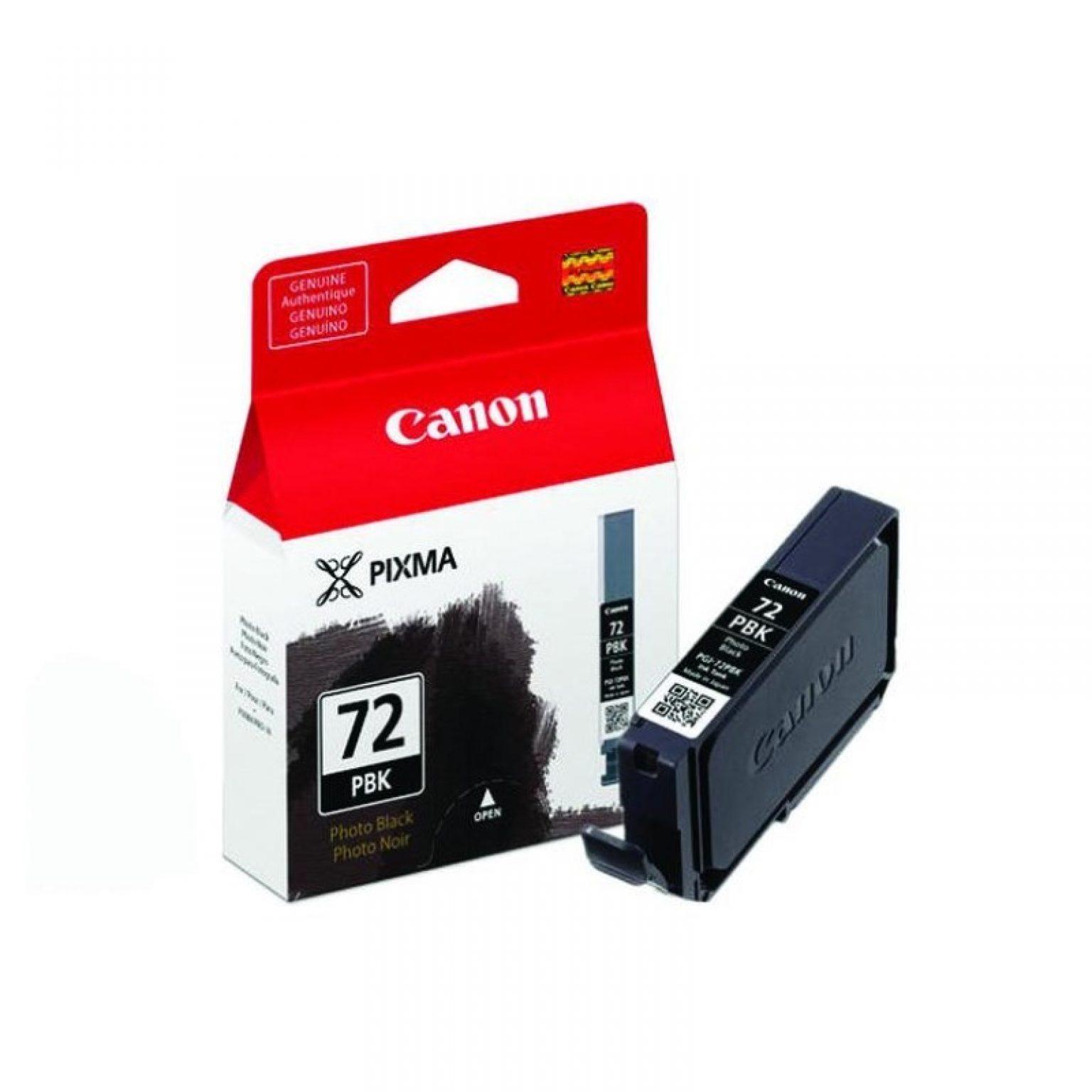 CANON - Ink Cartridge PGI-72 Photo Black for Pro-10 [PGI72PBK]