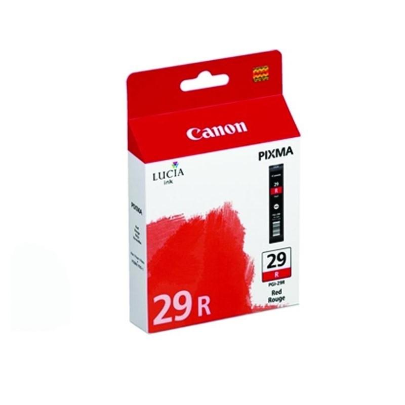 CANON - Ink Cartridge PGI-29 Red for Pro-1 [PGI29R]