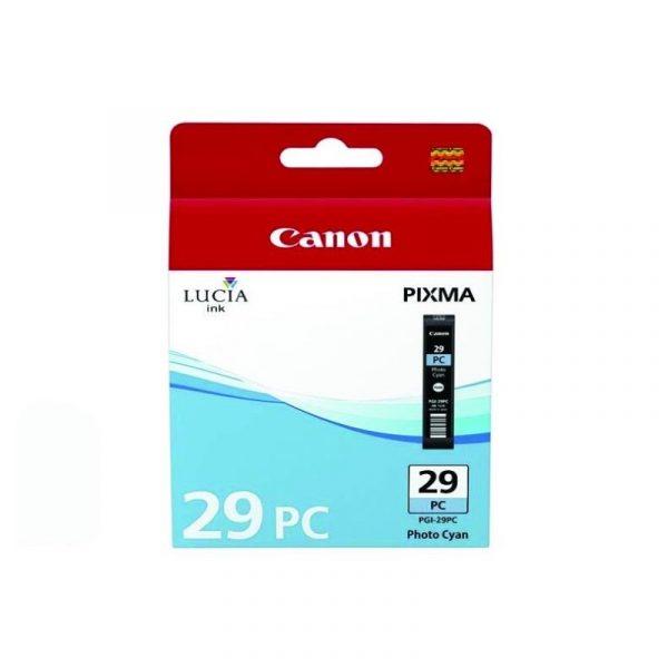 CANON - Ink Cartridge PGI-29 Photo Cyan for Pro-1 [PGI29PC]