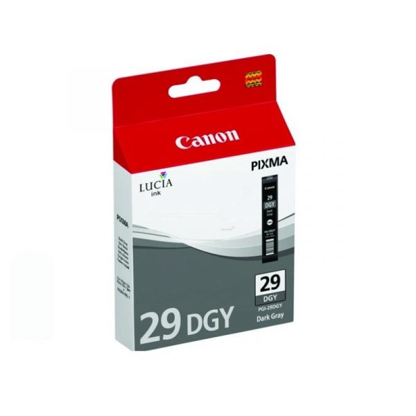 CANON - Ink Cartridge PGI-29 Dark Grey for Pro-1 [PGI29DGY]