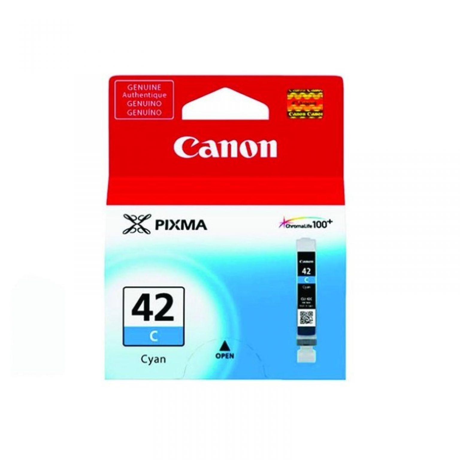 CANON - Ink Cartridge CLI-42 Cyan for Pro-100 [CLI42C]