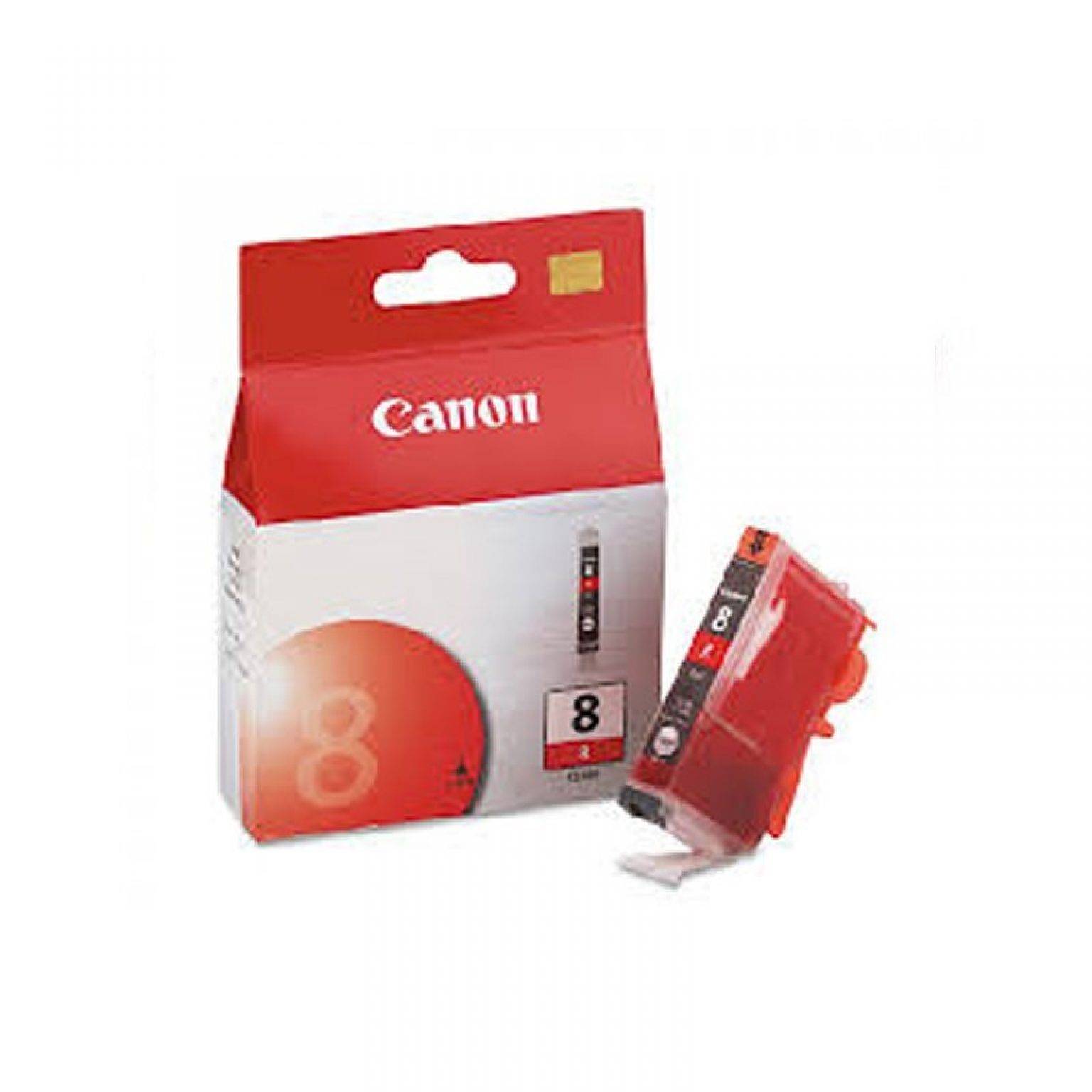 CANON - Ink Cartridges CLI 8 Red [CLI8R]
